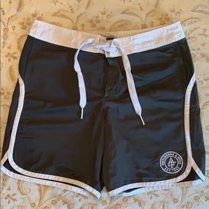 Men's Abercrombie swim trunks
